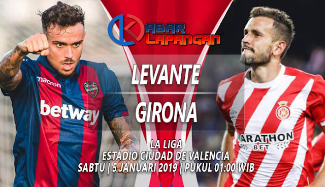 Prediksi Bola Levante vs Girona Liga Spanyol