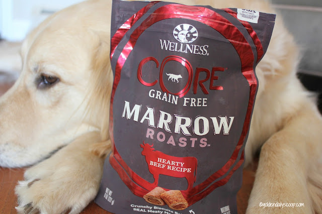 Wellness Core grain free marrow roasts dog treats