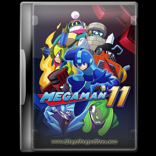 Mega Man 11 Full Español