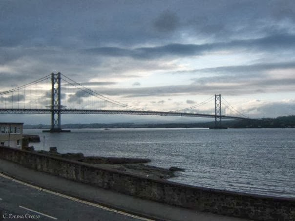 Forth Road Rail Bridge Edinburgh Adventures of a London Kiwi