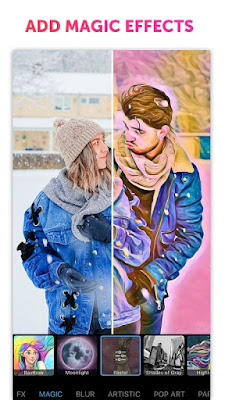 PicsArt - Photo Studio v9.27.0 Apk Mod Versi Terbaru (LITE) Gratis