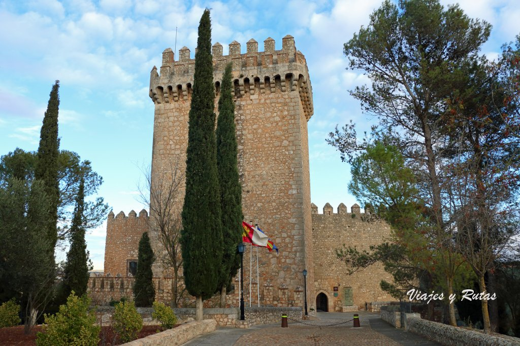 Castillo de Alarcón-Parador