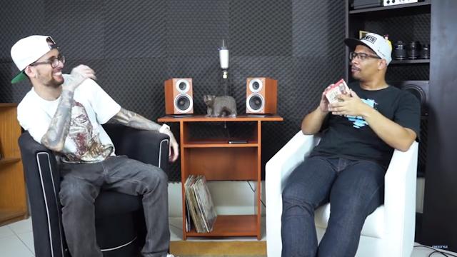 Programa Freestyle entrevista o rapper paulista Marcelo Gugu