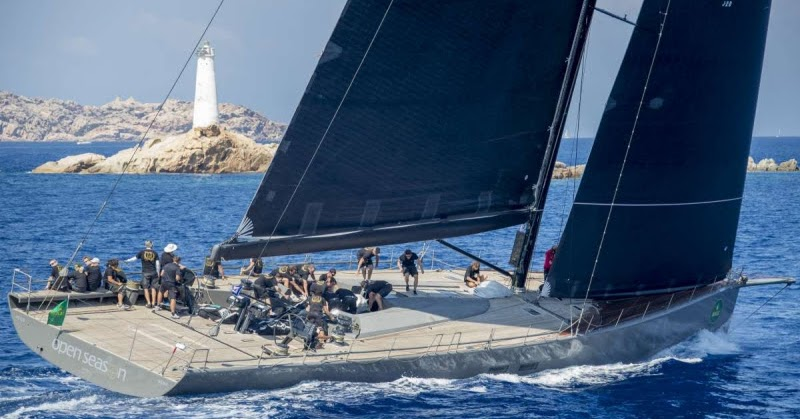 Maxi Yacht Rolex Cup: I MAXI PRONTI ALL'ULTIMO ROUND