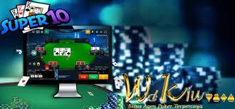 Kenapa harus bermain Poker Online Di Situs WDKIU