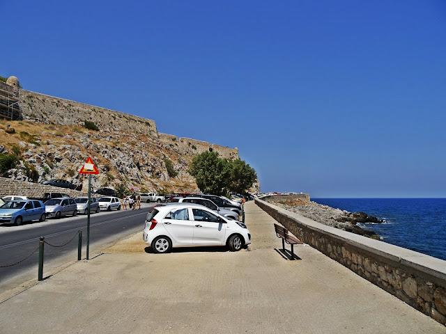 mury obronne Rethymno