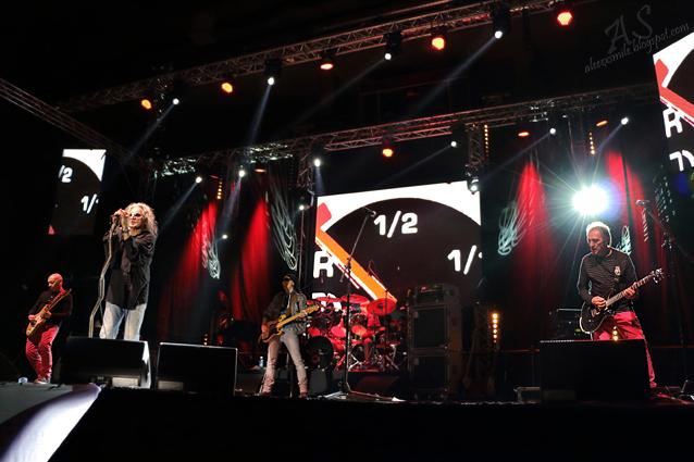 Koncert zespołu Perfect w Wałbrzychu, 28.11.2015