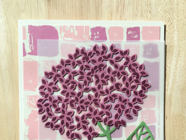 Stampin' Up! Thoughtful Branches meets Playful Palette