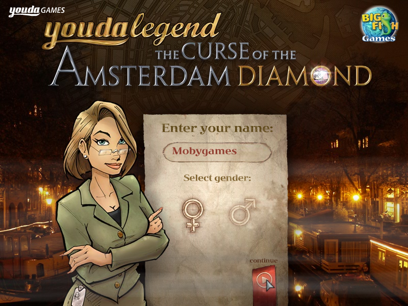Alawarit youda legend the curse of the amsterdam diamond