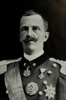 Photo of Victor Emmanuel III