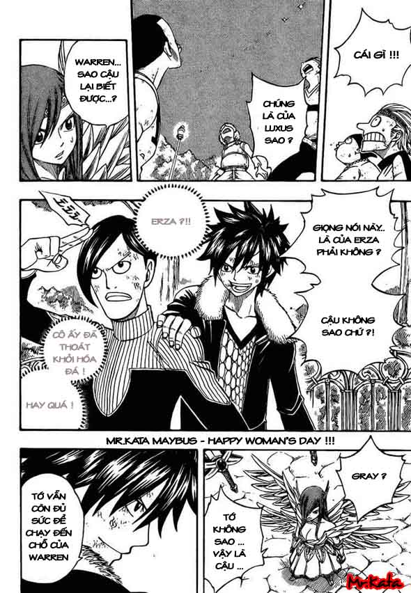Fairy Tail Chap 122