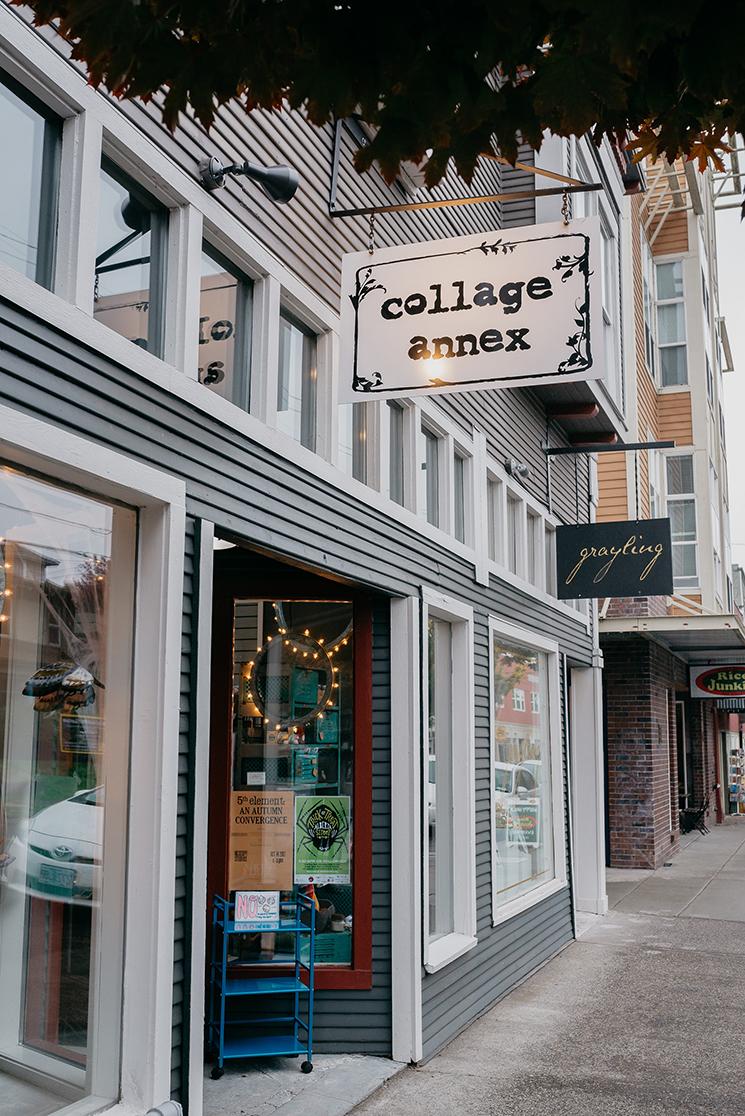 collagepdx: collage annex