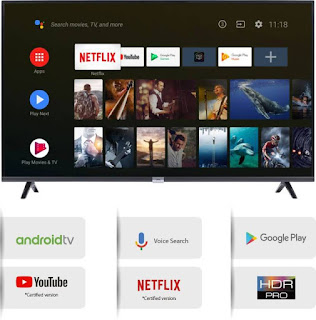 iFFALCON by TCL Smart android Tv