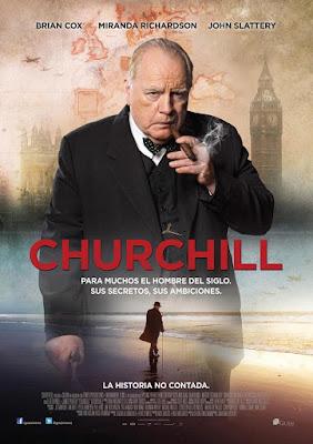 Churchill 2017 DVD R4 NTSC Latino