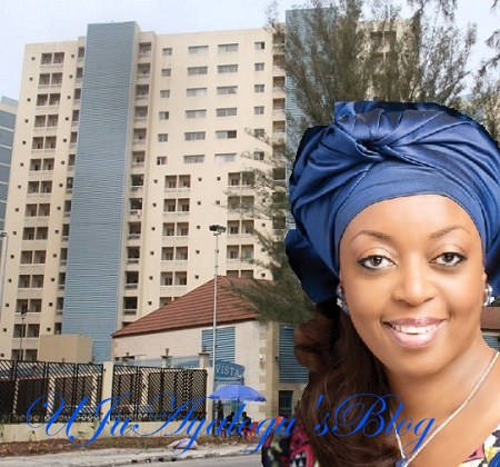 Na whaa Oo! EFCC Uncovers 5 New Multi-billion Naira Gigantic Buildings Belonging Queen of Looters, Diezani, See Photos