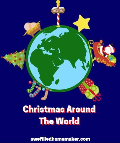 Christmas Activities To Do For Christmas Around The World Studying ...
