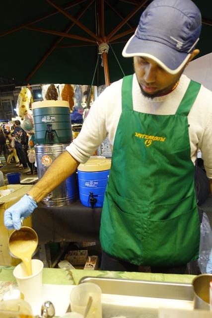 樹林頭觀光夜市素食~新竹觀光型夜市每周三,五營業