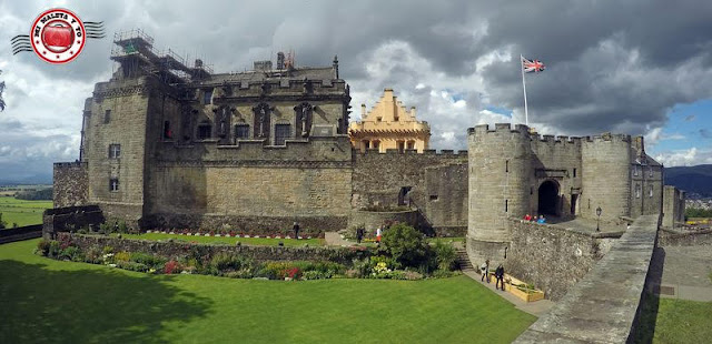 Escocia, Stirling, Castillo