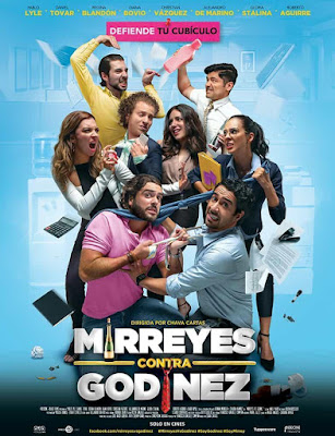 Mirreyes vs Godínez [2019] [NTSC] [DVD] [R4] [Latino]