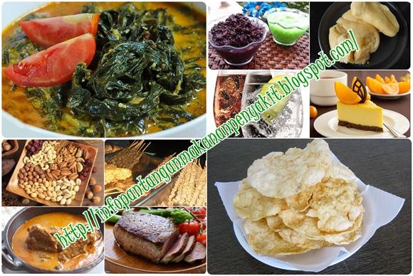 Pantangan Makanan Untuk Penderita Rematik