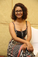 Actress Aditi Myakal Looks gorgeous in Sleeveless Deep Neck Top at Ami Tumi success meet ~  Exclusive 079.JPG