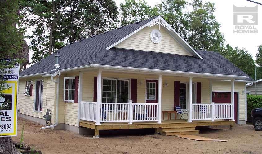 Mobile Homes In Canada Ontario - Homemade Ftempo