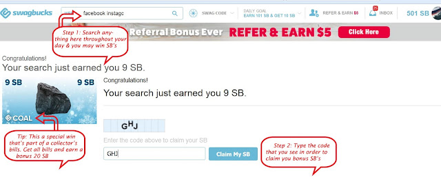How Swagbucks Searches Work