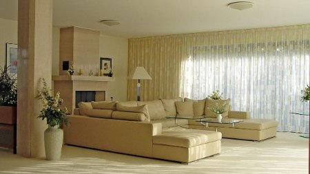 Beige, a classic on the walls and decor 1