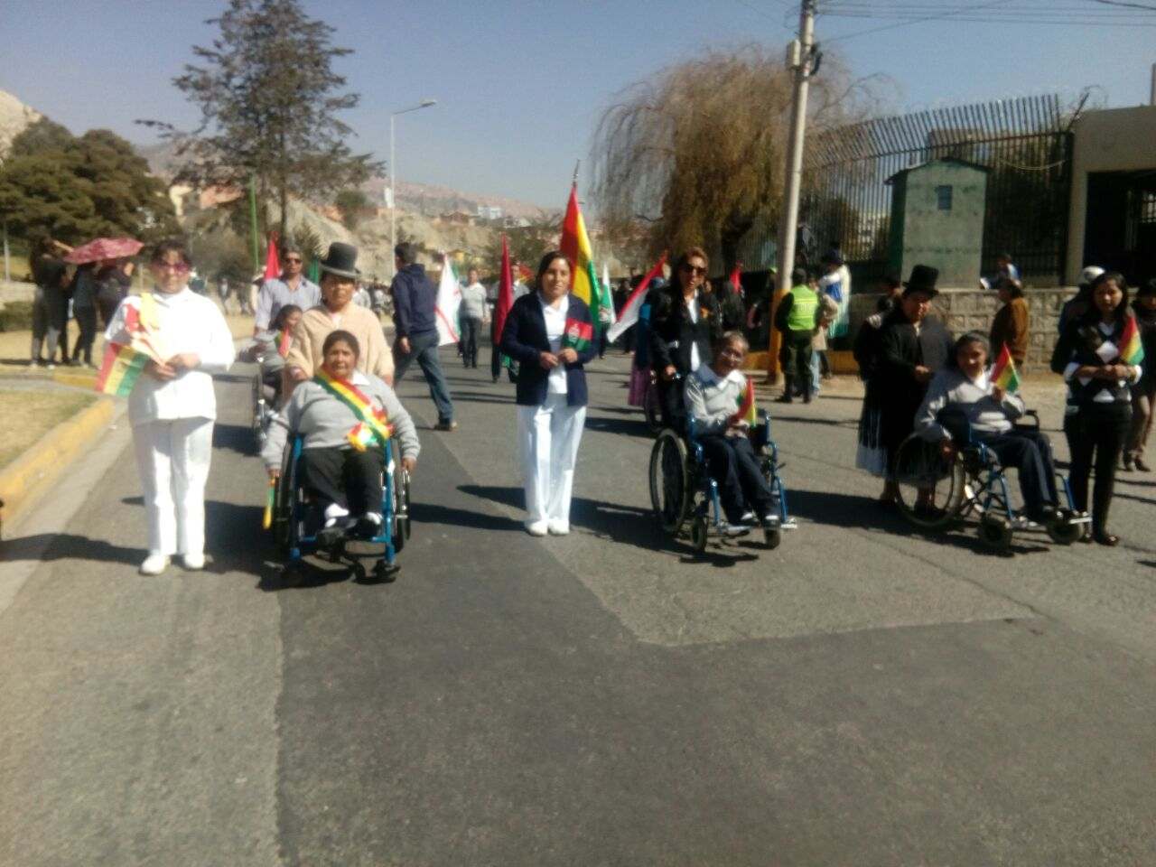 Personas con discapacidad motriz e intelectual son atendidos las 24 horas en los centros del Sedeges