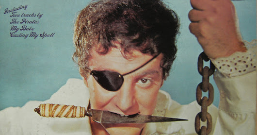 "Johnny Kidd & The Pirates - ""The Best of Johnny Kidd and The Pirates"" Vinyl, LP, Compilation, Reissue, Mono (EMI)"