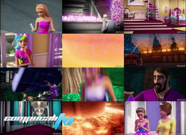 Barbie Súper Princesa DVDRip Latino