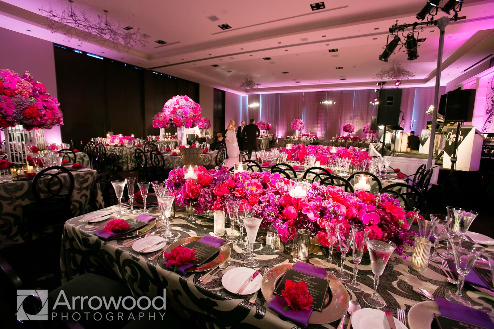 Michael Daigian Design: Real Weddings: St. Regis Hotel