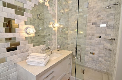 modern bathroom ceramic tile design ideas 2019