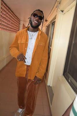 Burna Boy Singer regains freedom, granted bail | Source ; Pulse Ng |