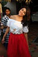 Shriya Saran looks super cute in off shoulder top and Red Skirt ~  Exclusive Celebrities Galleries 011.JPG