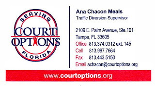 Drive Legal Again Program Hillsborough County Florida Phone Number and Email