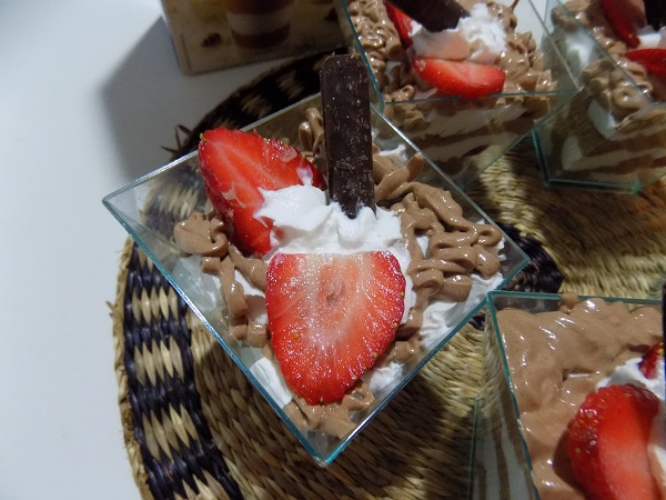 Creaciones Mousse Milka Royal