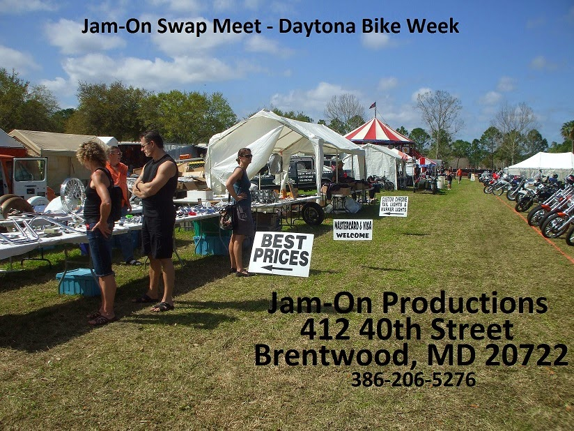jam on productions swap meet 2013