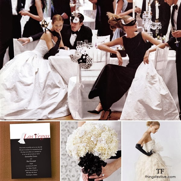 Masquerade Ball Wedding Ideas: Masquerade Wedding Theme With Las Vegas Style