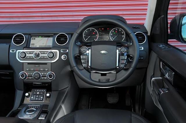 2016 Land Rover Discovery Landmark
