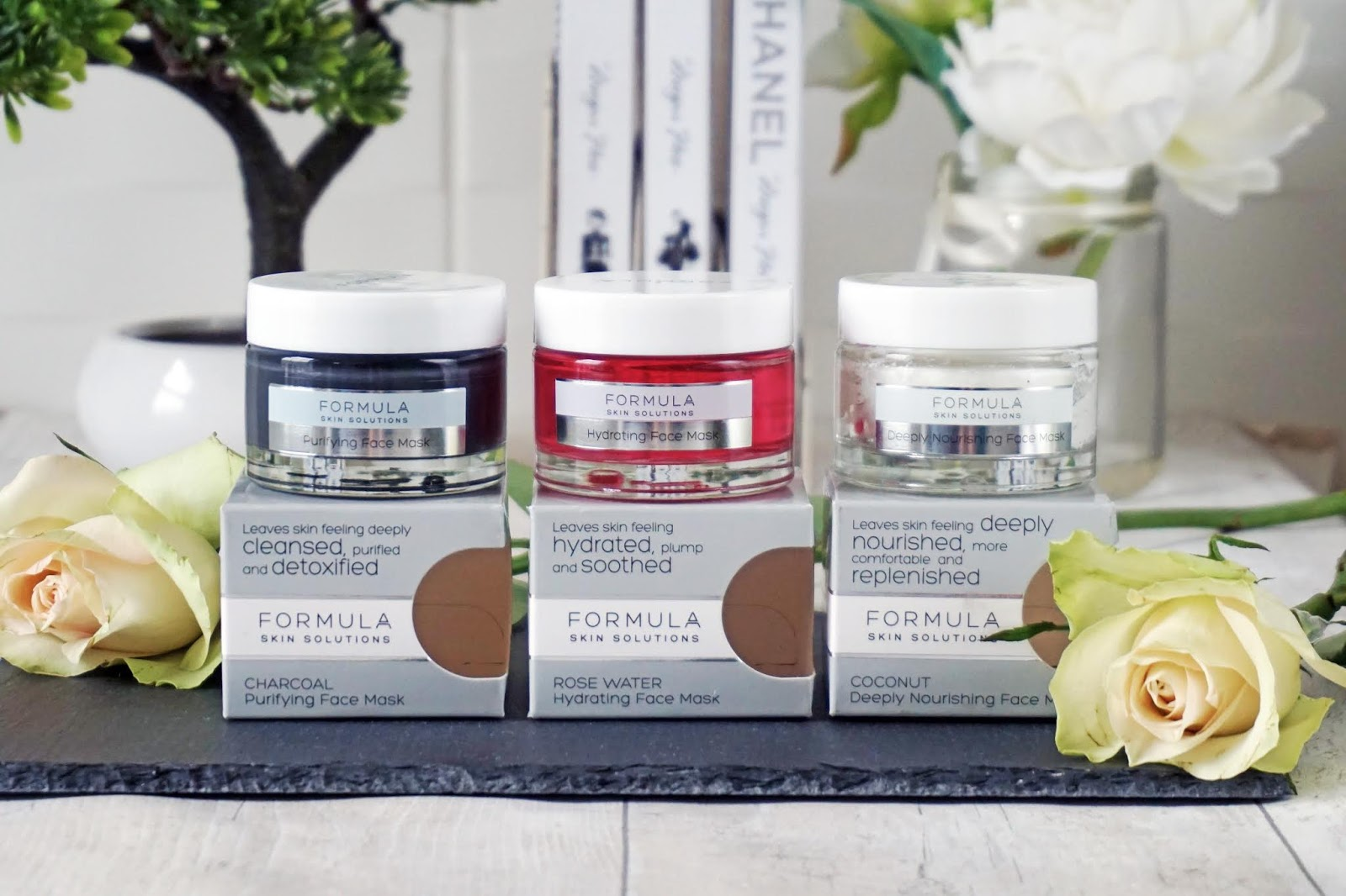 M&S Formula Skin Solutions face masks