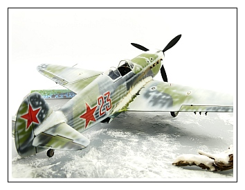 Yak-1 South Front 1/48