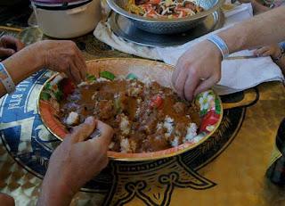 doa sebelum makan yang dhoif