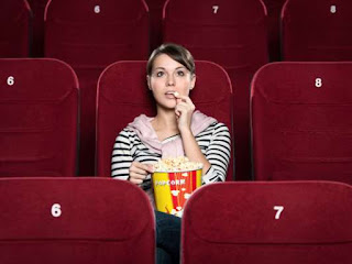 Nonton Bioskop Sendirian tidak perlu malu