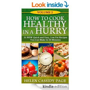 How To Cook Healthy In A Hurry