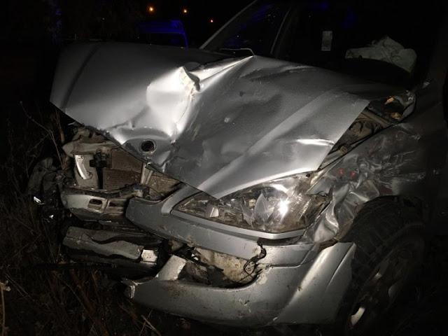 Ночью в Уфе произошло смертельное ДТП