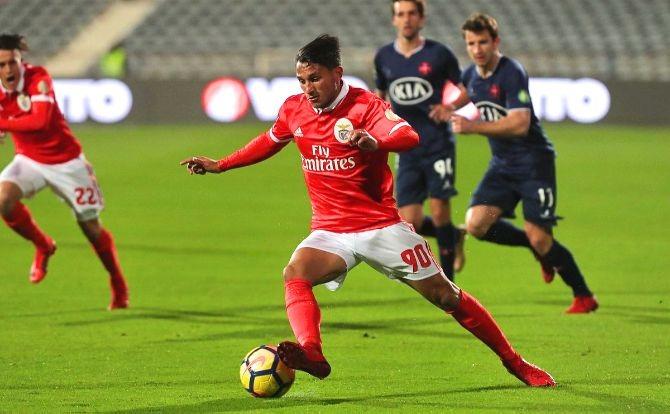 Benfica Futebol João Carvalho