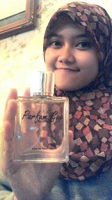 Widya Herma dan Parfum Gue