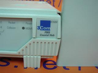 3COM 3C16250 FMS COAXIAL HUB