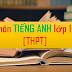 Sáng kiến kinh nghiệm môn Tiếng anh cấp THPT (SKKN môn Tiếng anh lớp 10, 11, 12)